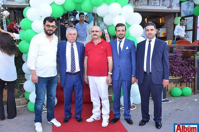 İsmail Bağcı, Ali Ulukaya, Hasan Çetin, Adem Ulukaya, Murat Ulukaya