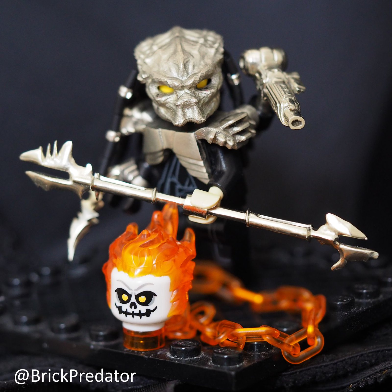 Bone Hunter Predator