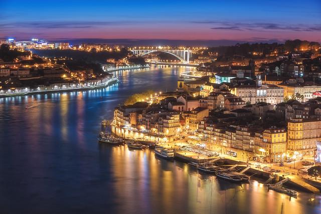 Portugal - Porto Blue Hour
