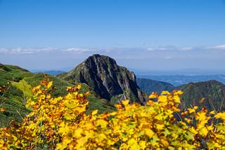 大源太山が近い
