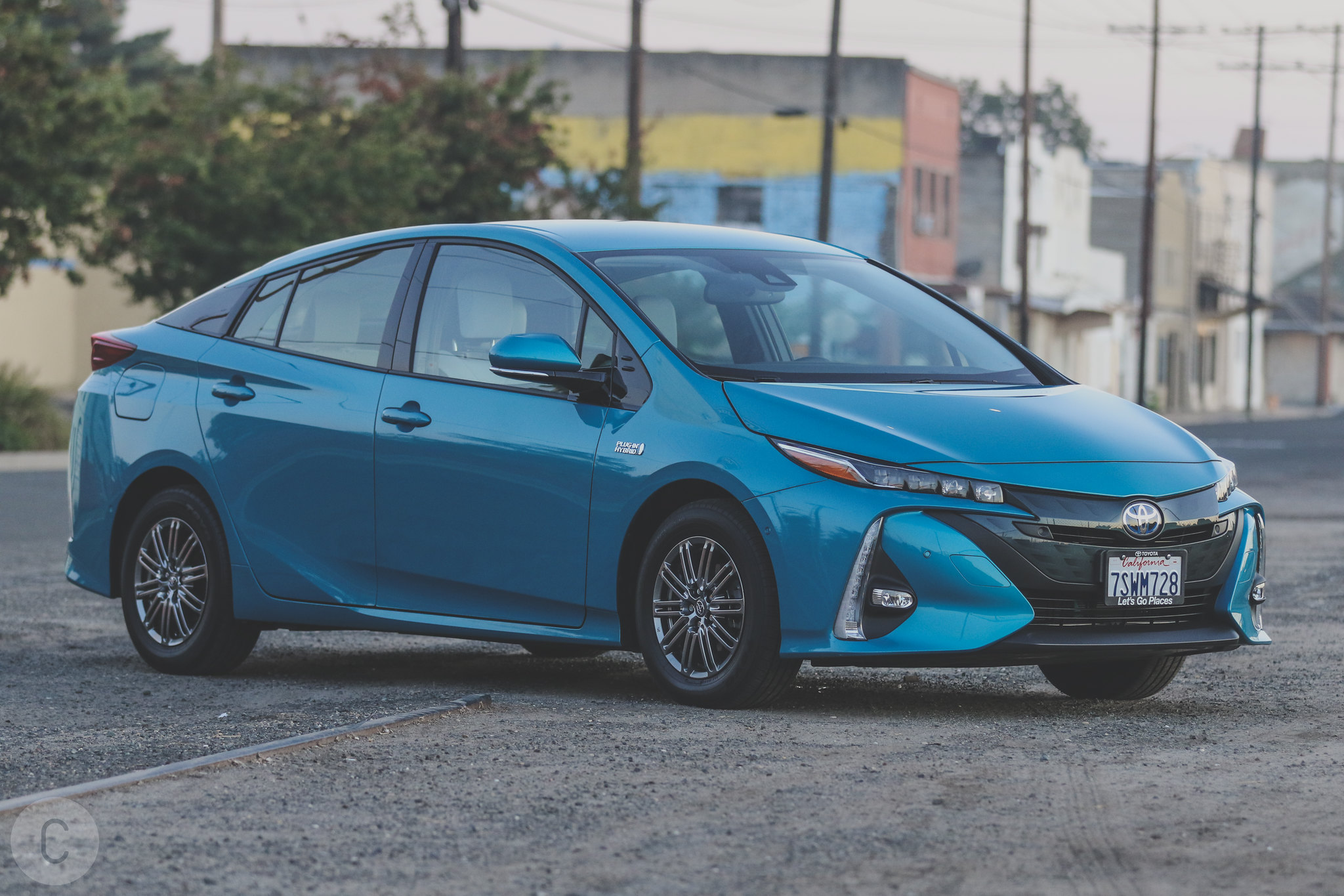 2017 Toyota Prius Prime is in the CF Garage