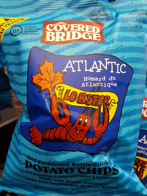 lobster chips?! Visiting the Lobster Capital of the World