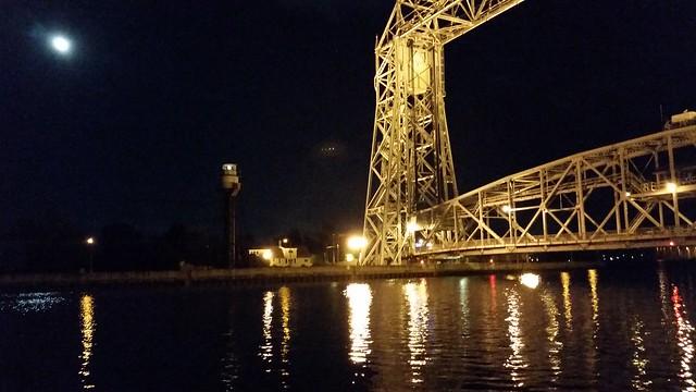Header of Aerial Lift Bridge