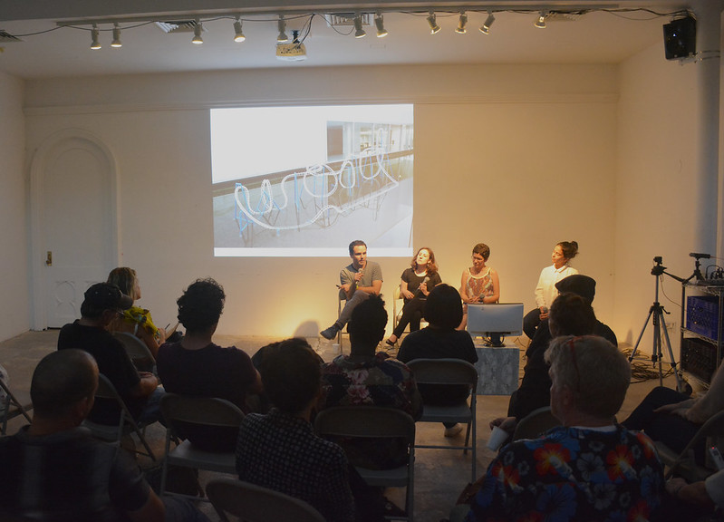RU Talk : Jorge Wellesley and Elizabet Cerviño in conversation w/ Meyken Barreto and María de Lourdes Mariño Fernandez