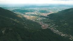 Vista dal Monte Cengio