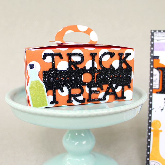Trick Or Treat Truffle Tote