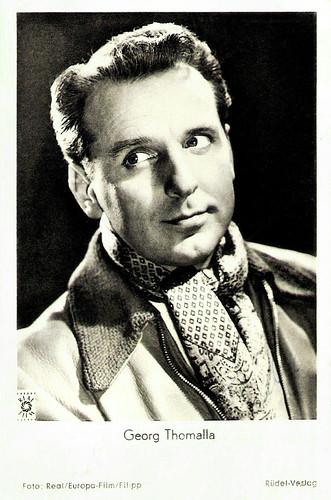 Georg Thomalla in Die Stadt ist voller Geheimnisse (1955)