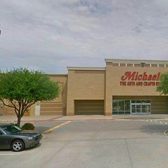 Michaels The Arts and Crafts Store 19 miles to the north of Garland dentist La Prada Family Dentistry
