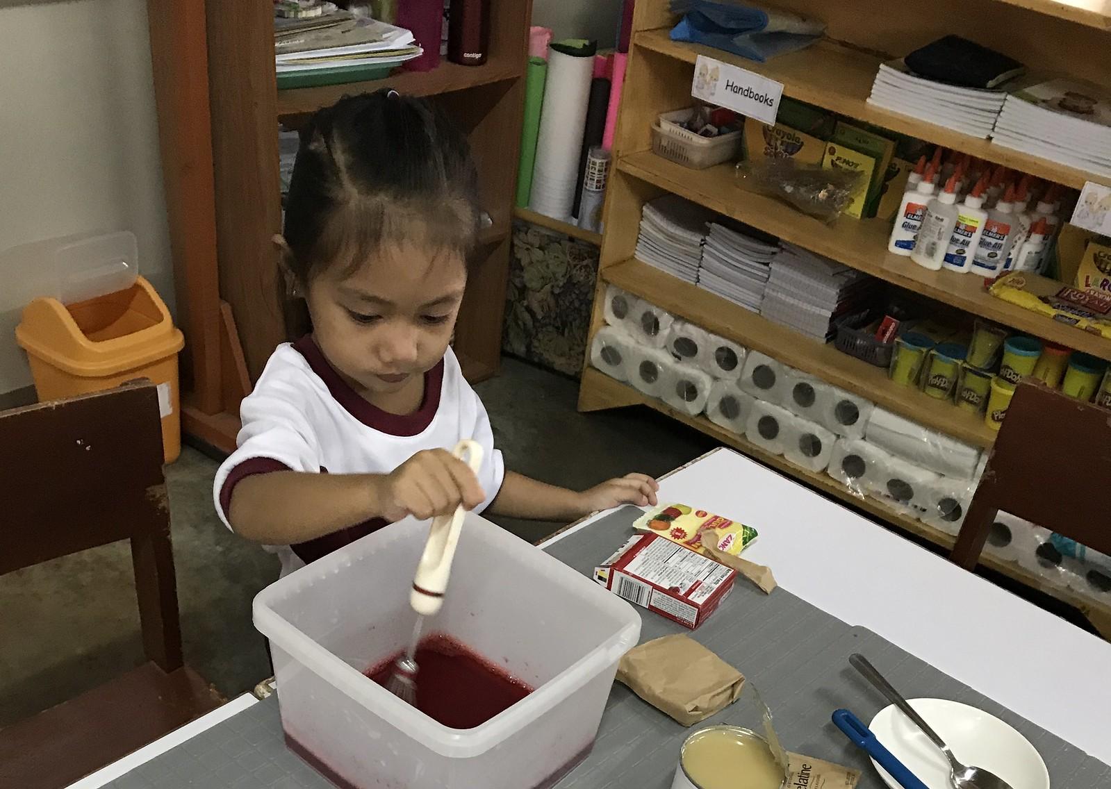 Food Preparation (Preschool)