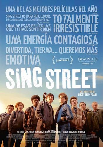 Poster Sing Street1
