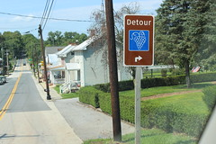 Taking a Detour- Detour, MD