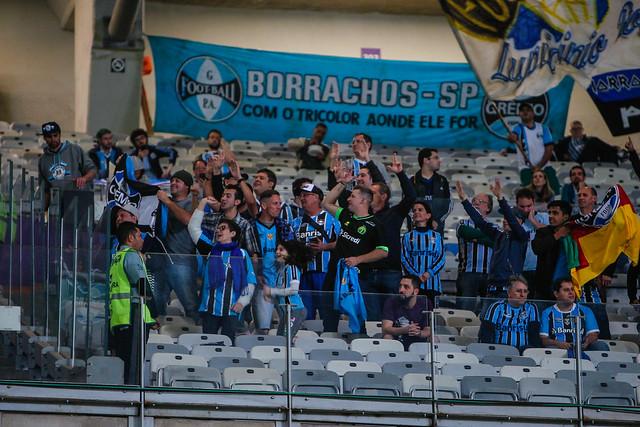 Cruzeiro x Grêmio Copa do Brasil 23/08/17