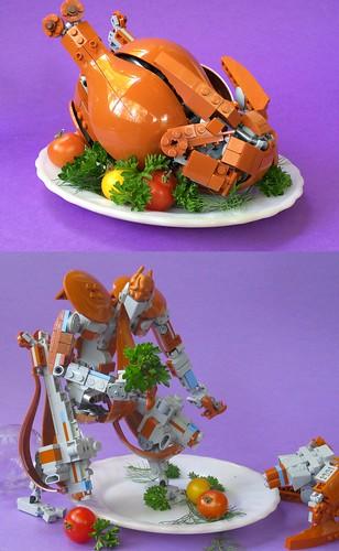 1 turkey transformer