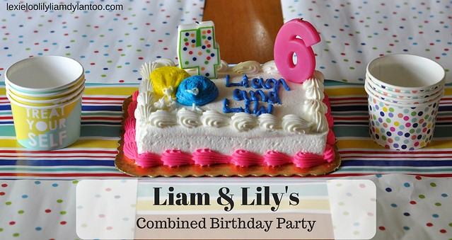 Gender Neutral Birthday Party for a Boy and a Girl