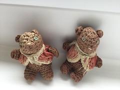 Tiny old Scarborough bears