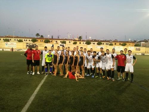 Trofeo Ciudad de Dos Hermanas de fútbol