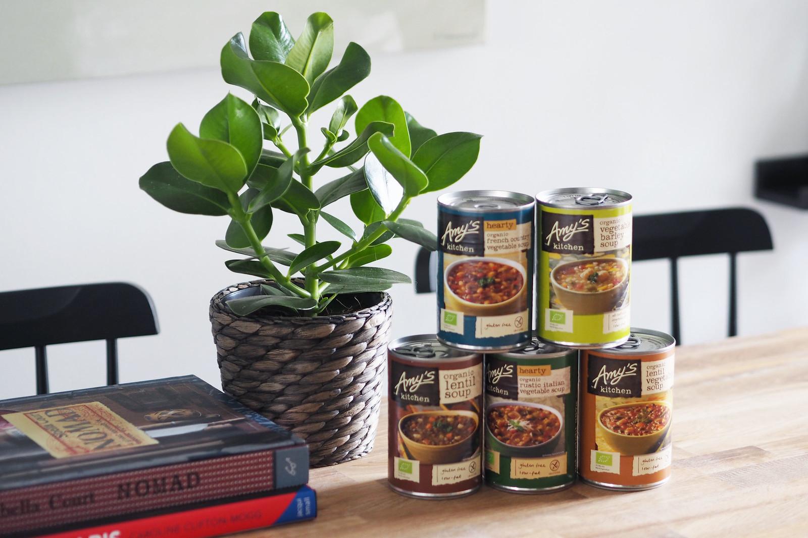 amys kitchen vegan soups