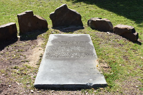 GRAVE OF GEORGE WASHINGTON CARVER