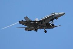 Marines F/A-18 Hornet, Mag-31, VMFA-115, Silver Eagles, #163761, (2)
