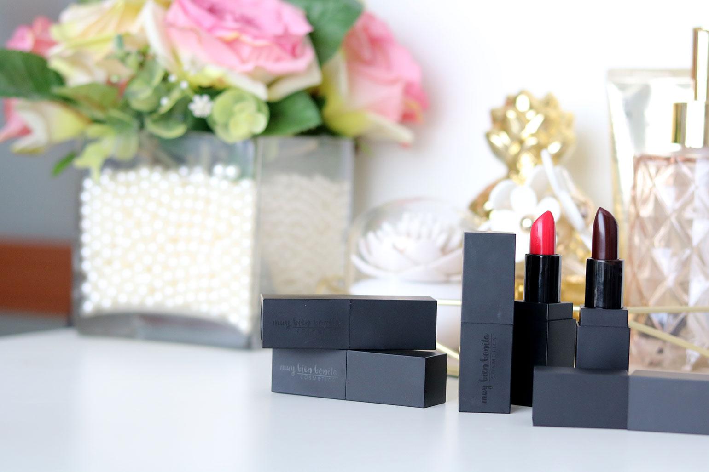 3 Muy Bien Bonita Cosmetics Lipsticks Review - Gen-zel She Sings Beauty