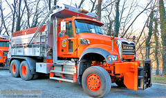 Town Of Greenburgh (NY) Highway Department Truck 11