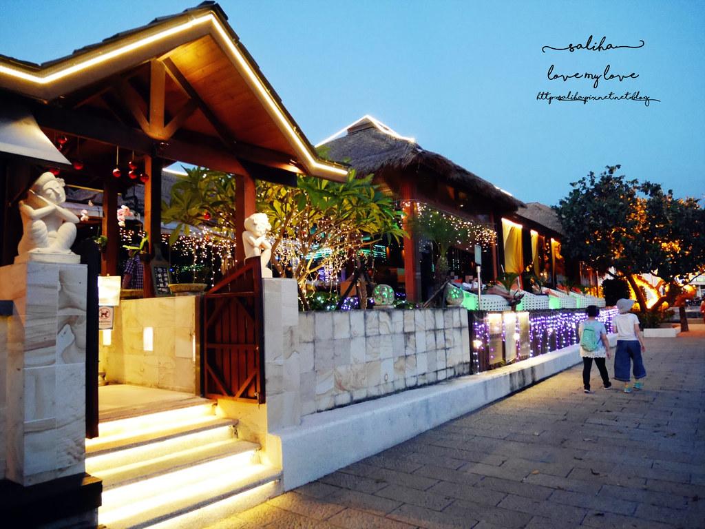 淡水老街浪漫氣氛好景觀餐廳推薦榕堤水灣餐廳