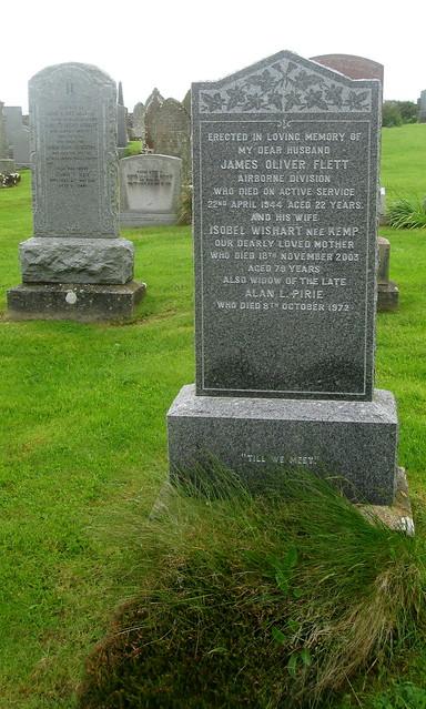 Grave at Orphir