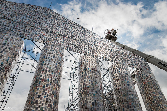 The Parthenon of Books | DAS LETZTE BUCH
