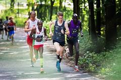 Libereckou RunTour ovládli Keňan Biwot a Maďarka Kácser