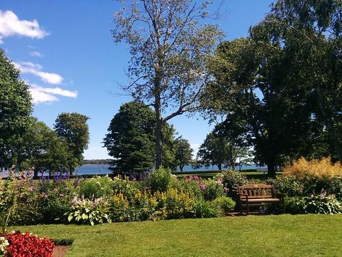 Garden of Fanningbank (4) #pei #princeedwardisland #charlottetown #fanningbank #garden
