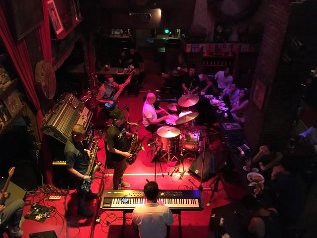 Saxophone Jazz and Blues Bar - Bangkok