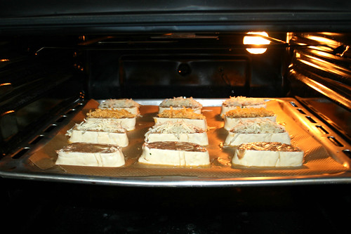 30 - Im Ofen backen / Bake in oven