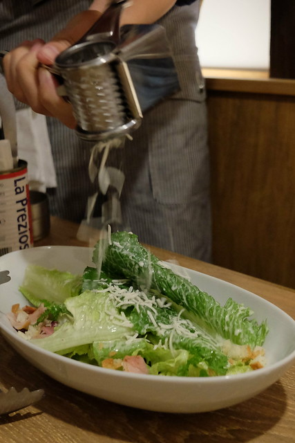 シーザーサラダCaesar salad