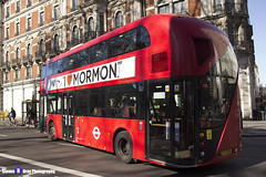 Wrightbus NRM NBFL - LTZ 1041 - LT41 - Liverpool Street 11 - Go Ahead London - London 2017 - Steven Gray - IMG_6634