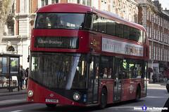 Wrightbus NRM NBFL - LTZ 1046 - LT46 - Fulham Broadway 11 - Go Ahead London - London 2017 - Steven Gray - IMG_5653