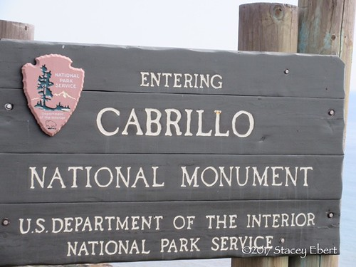 Cabrillo National Monument. From Through the Eyes of an Educator: Touring Home