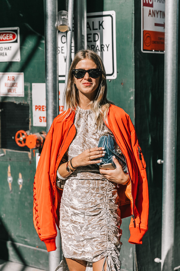 best new york street style fashion week trend style outfit 10