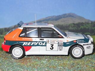 Lancia Delta Integrale - Acrópolis 1993