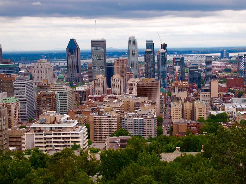 Omni Hotel Montreal Map