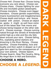 Choose A Legend- Trainspotting Ripoff
