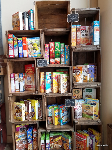 Silo 13 cereals