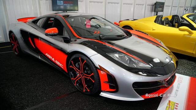 2012 McLaren MP4-12C High Sport