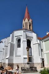 Košice, Kostol nanebovzatia Panny Márie