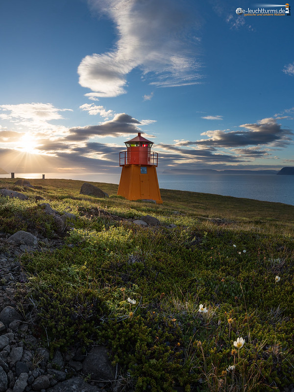 Sunset at Ísafjörðardjúp