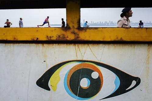 Marine Drive; Mumbai