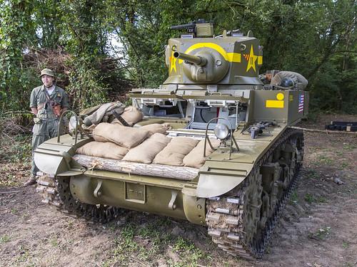 M3A1 Stuart