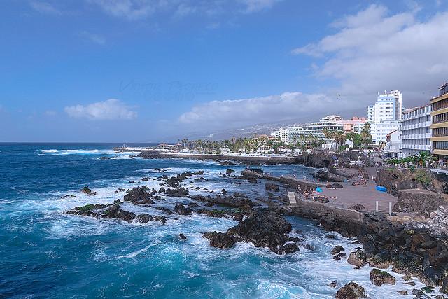 Playa de San Telmo. (San Telmo Beach).