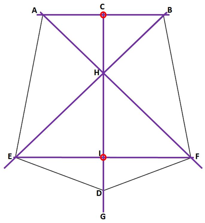 Cometa pentagonal Kabuki. Diseñada y construida por Juan Antonio Muñoz López