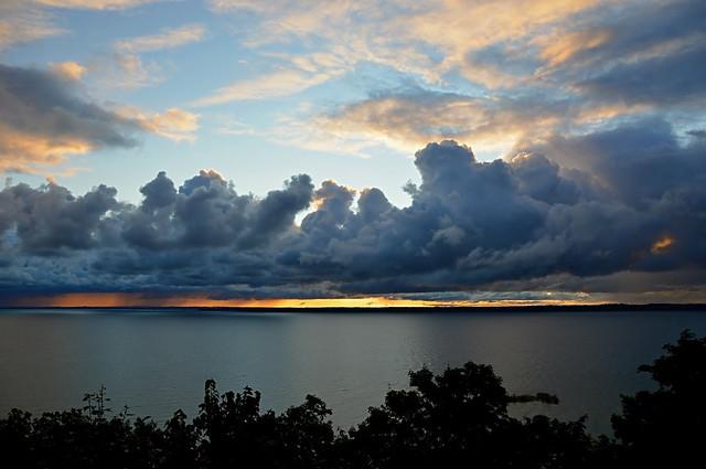 Lake Effect Sky