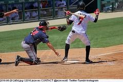 2016-06-29 2454 BASEBALL Gwinnett Braves @ Indianapolis Indians